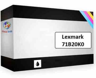 Lexmark 71B20K0 Black Lexmark CX517de