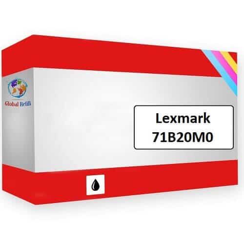 Lexmark 71B20M0 Magenta Lexmark CX317dn