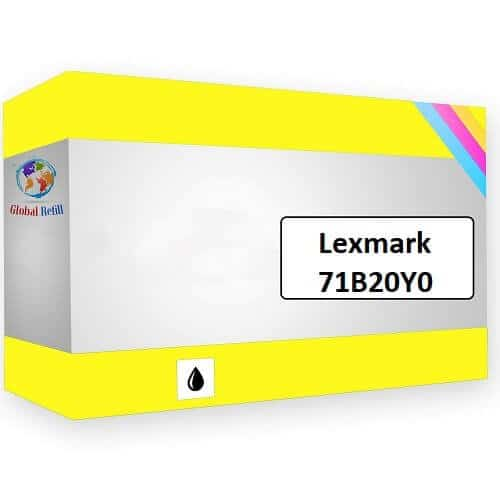Lexmark 71B20Y0 Yellow Lexmark CS317dn