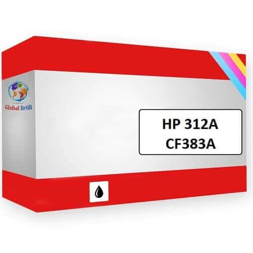 HP CF383A 312A Magenta HP LaserJet Pro MFP M476NW