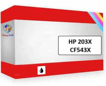 Compatibil HP CF543X 203X Magenta HP LaserJet Pro M281FDW