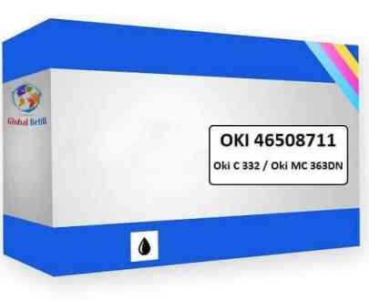 Oki 46508711 Cyan Oki C 332DN