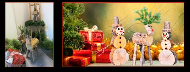 Reindeer Snowmen Home Page