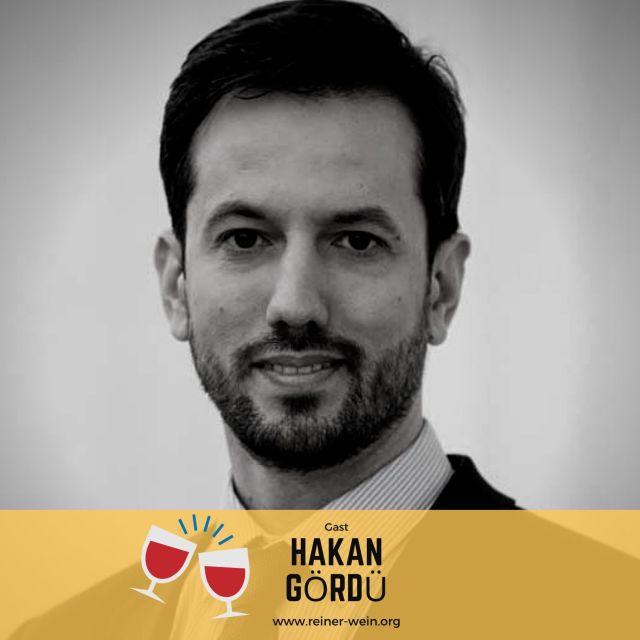 Hakan Gördü, Parteiobmann SÖZ, Gast Reiner Wein Politischer Podcast aus Wien