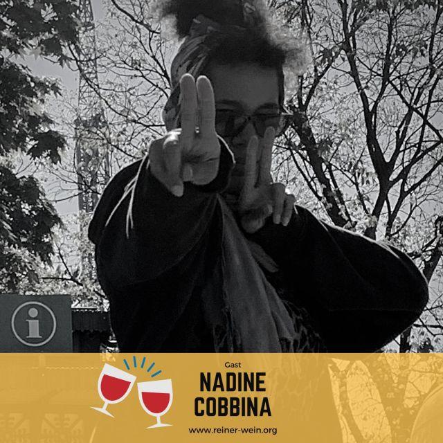 Nadine Cobbina, Coview, Gast Reiner Wein Politischer Podcast aus Wien