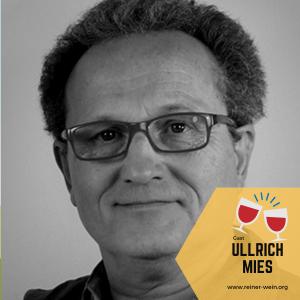 Ullrich Mies Herausgeber und Publizist, Gast bei Reiner Wein