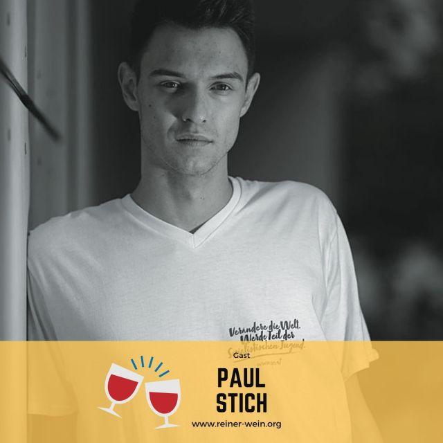 Reiner Wein Politischer Podcast aus Wien   Gast Paul Stich   Bundesvorstand Sozialistische Jugend Österreich