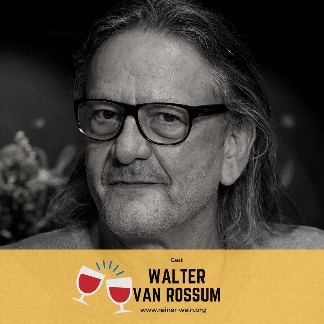 Reiner Wein Politischer Podcast Walter van Rossum