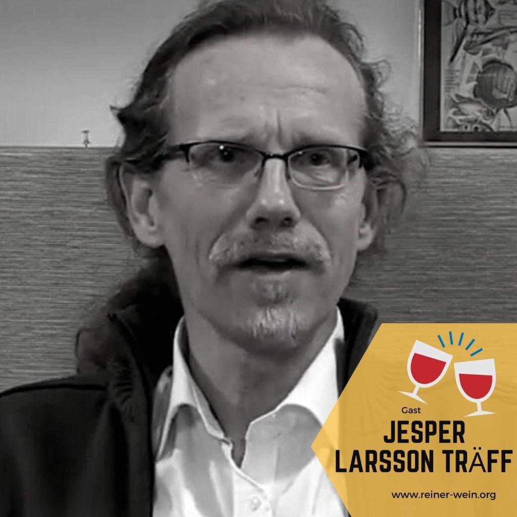 Reiner Wein Politischer Podcast Gast Prof. Jesper Larsson Träff
