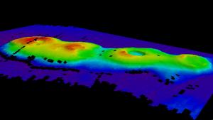 Gunung Berapi Ditemukan Di Dasar Laut Australia