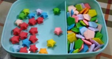 Filosofi Origami, Kesabaran Dan Perjuangan Menjalani Hidup