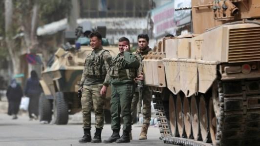 Turki Dan AS Menyetujui Pusat Operasi Bersama Di Suriah Utara