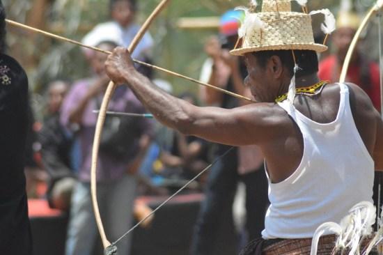 Let's Get To Know Leon Tenada At The Lamaholot Festival (Nubun Tawa) 2019