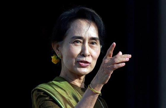 Dikudeta, Aung San Suu Kyi Serukan Perlawanan Kepada Militer