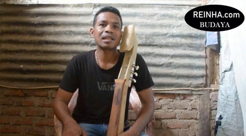 Koman: Dengan Gambus Dapat Melestarikan Budaya Dan Bahasa (Koda Kirin')