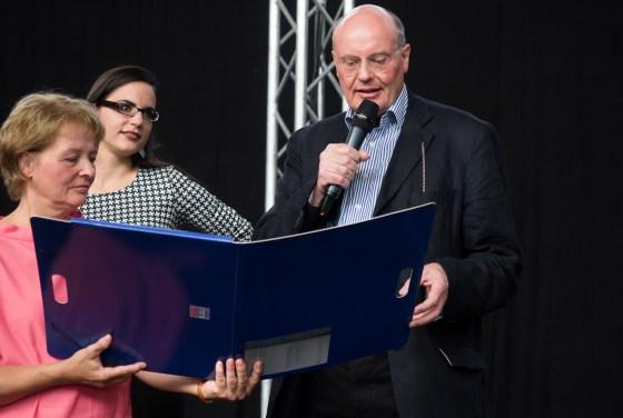 Preisverleihung 2016. Foto: Martin Hufner