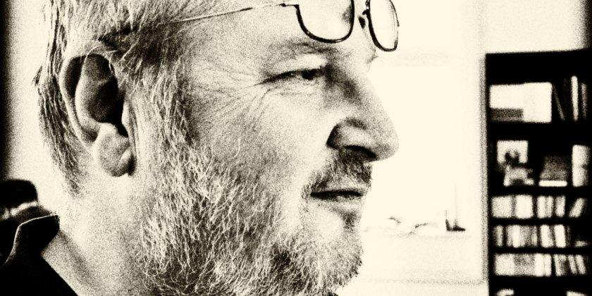 Reinhard Schulz in Regensburg. Foto: Hufner