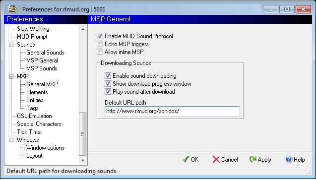 Cóno configurar MSP en Zmud - Paso 4