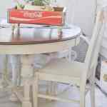 Early 1900's Dining Table and Chairs Refinishing Series – Part Three