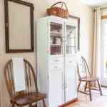 Vintage Kitchen Cupboard Reveal