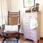 Scroll Work Dresser in MMS Arabesque Milk Paint