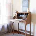 Antique Oak Fold Down Desk | The After