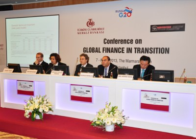 Global Finance in Transition