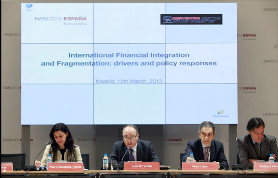 International Financial Integration and Fragmentation Driers and Policy Responses