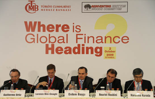 Where is Global Finance Heading? Role and New Responsibilities of Emerging Economies in the Global Monetary System