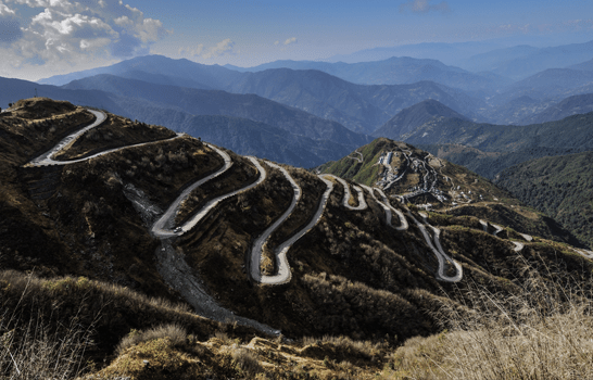 Stitching Together the New Silk Road