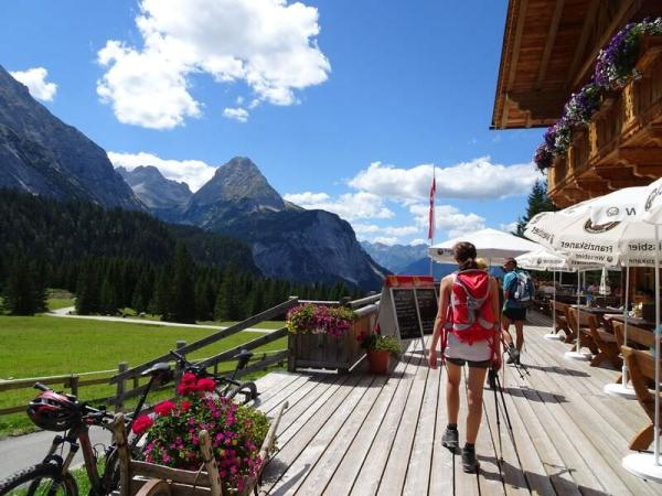 Bayern en de Zugspitze 7 dagen per trein