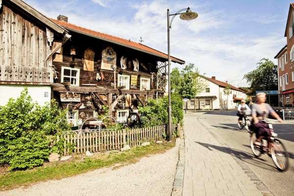 Fietsvakantie Donau Passau Wenen familie 7 dagen per trein