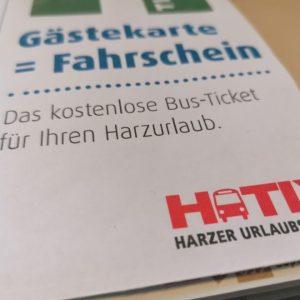 Harz standplaats 5 dagen