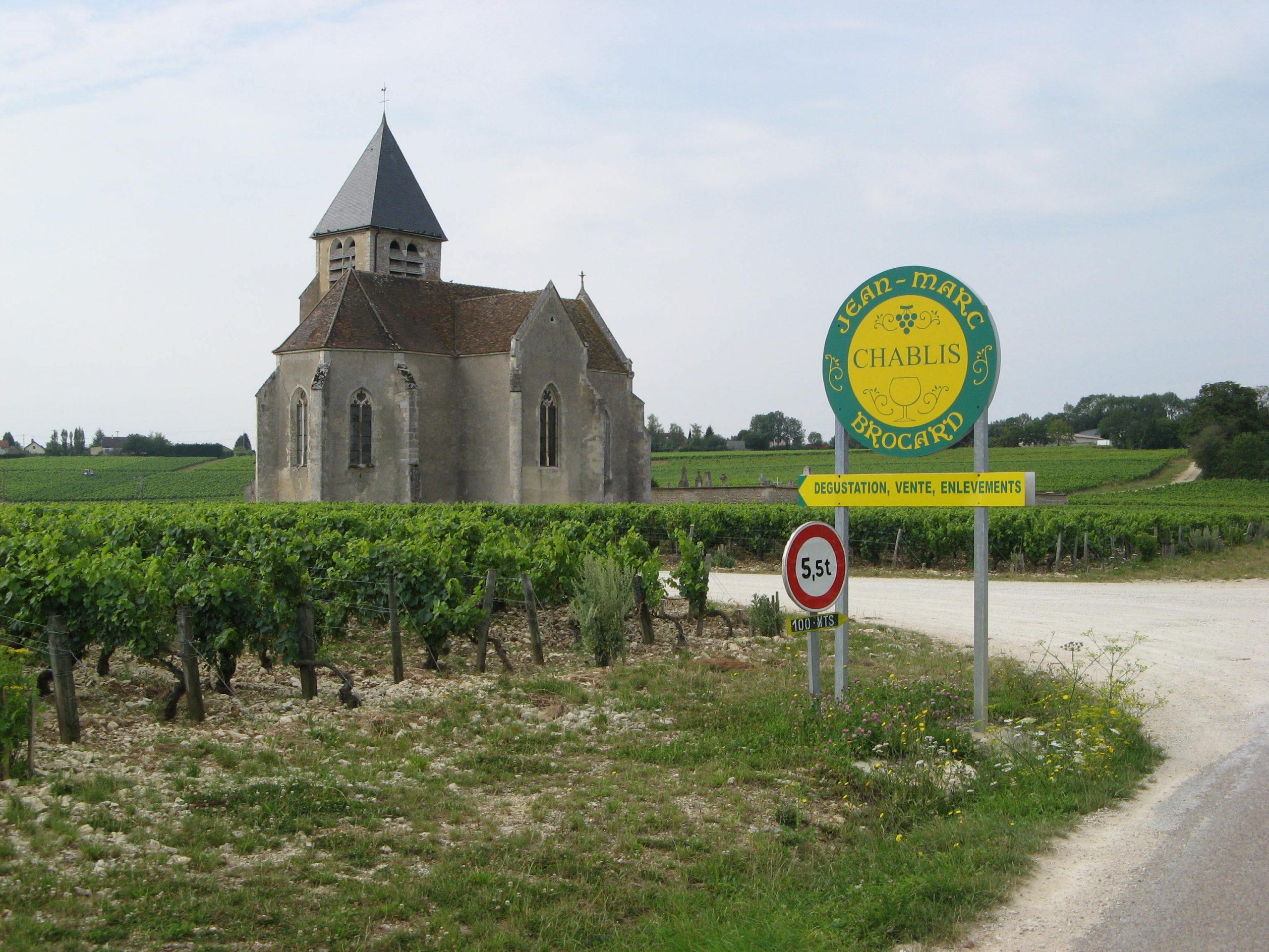 Single Reis Camino de Santiago 10 Chablis-Vézelay 6 dagen
