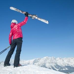 Single Reis Skiën Dolomieten Italië 10 dagen