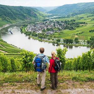 Wandelvakantie Moselsteig Perl-Trier 6 dagen
