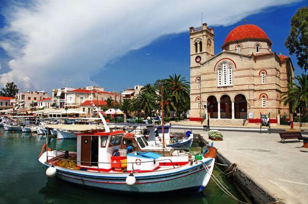 Single Reis wandelen in Griekenland Athene & Aegina