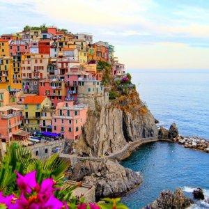 Vakantie midden in de Bloemenrivièra in Italië