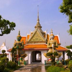 Cultuur en Jungle van Thailand Deluxe
