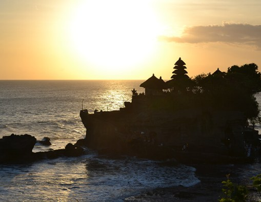Bali bezienswaardigheden: Tanah Lot