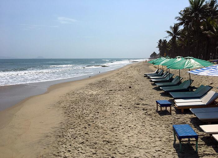 Hoi An bezienswaardigheden: strand