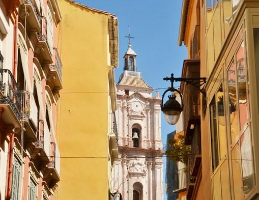 Stedentrips Spanje