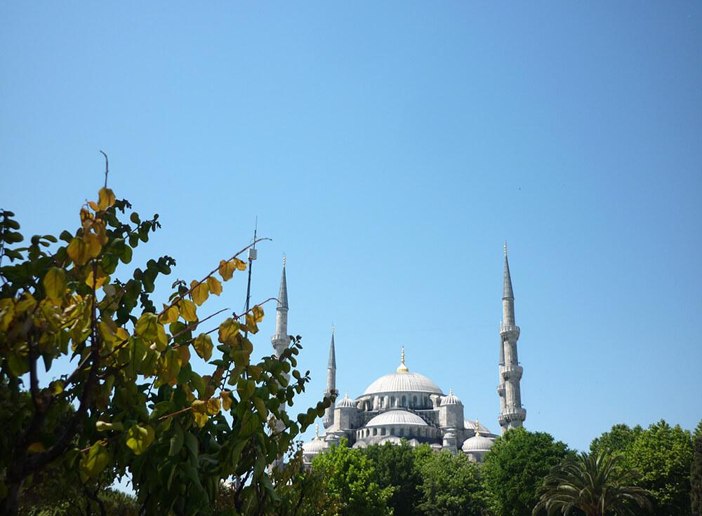 Gratis stopover: Istanbul