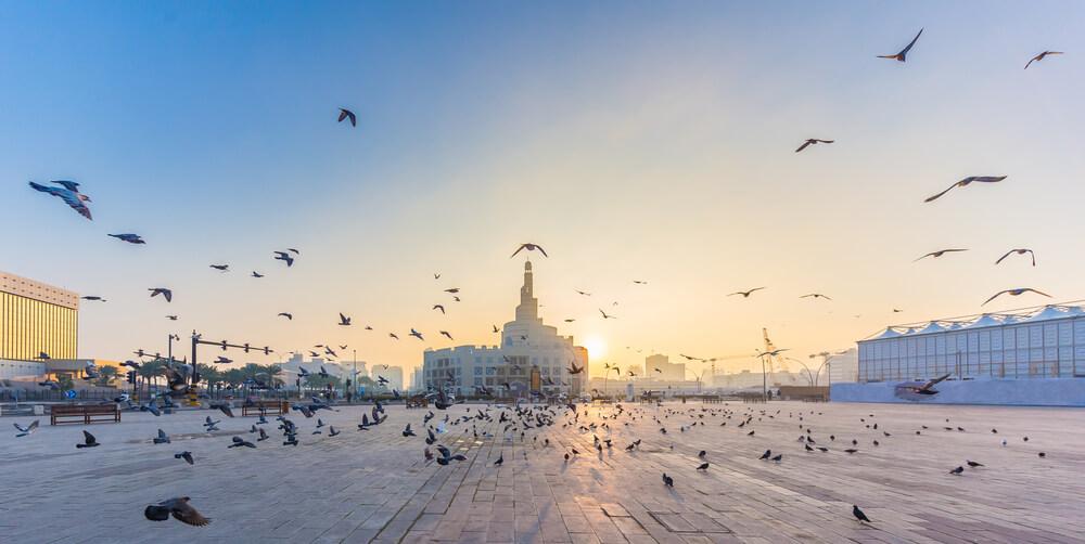 Gratis stopover: Doha