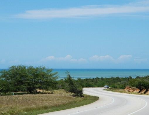 Auto huren op Curacao