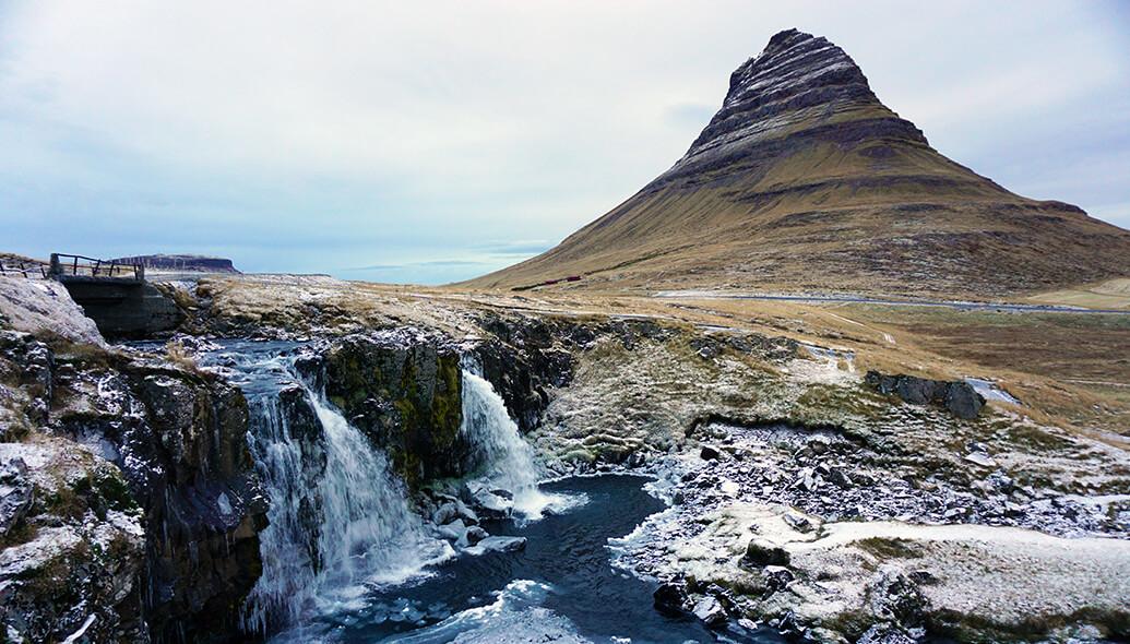 Snaefellsnes IJsland