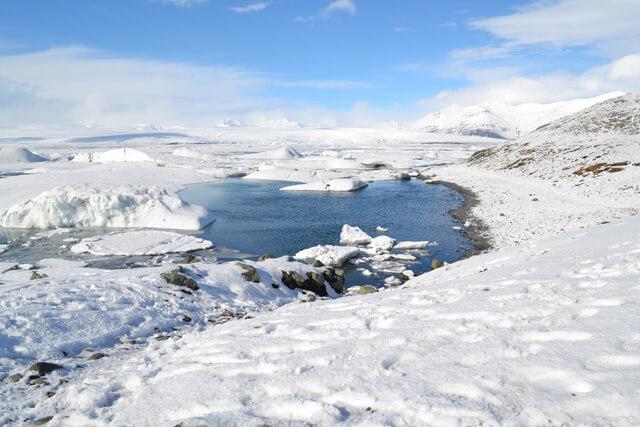 Jökulsárlón, IJsland