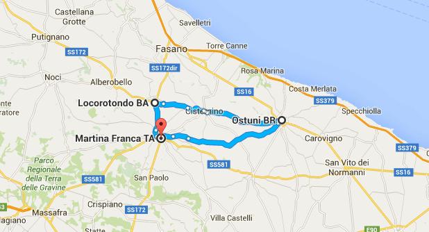 Roadtrip Puglia