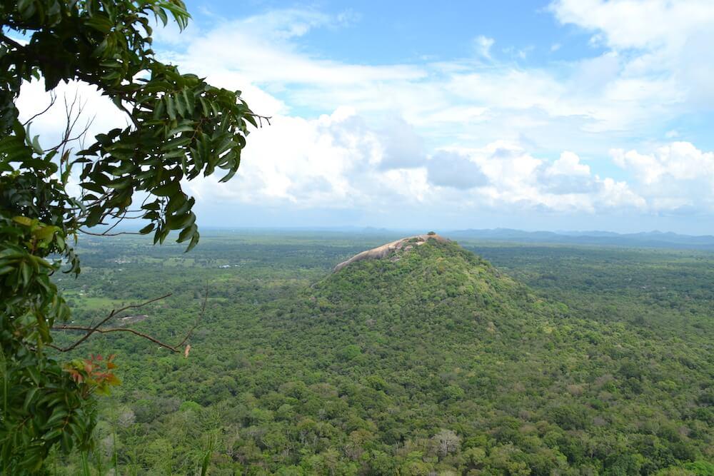 Wat te doen in Sri Lanka: Lion Rock