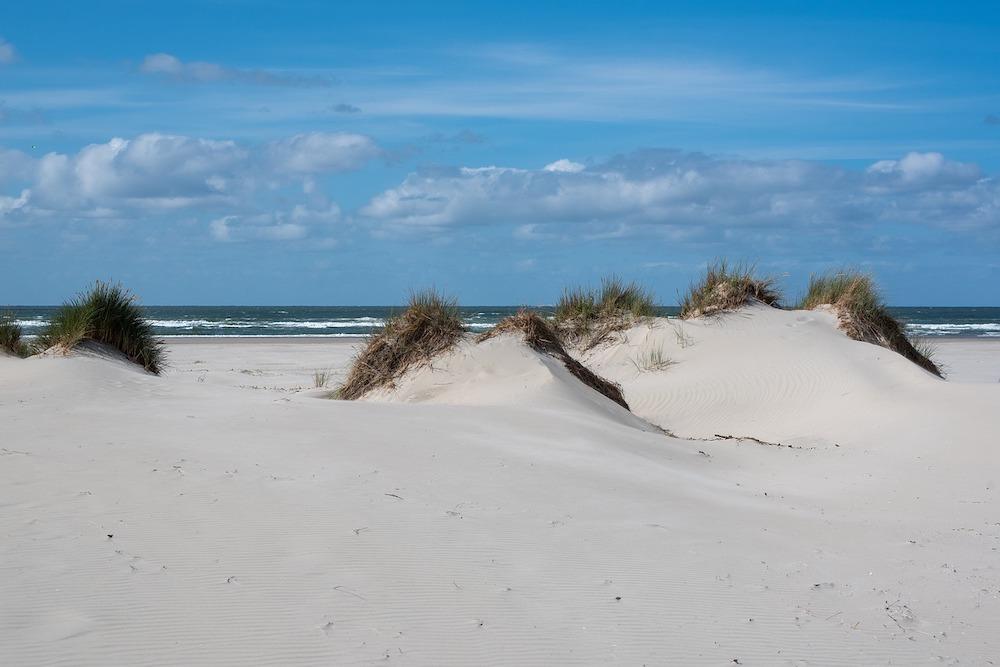 Leukste stranden Nederland: Terschelling